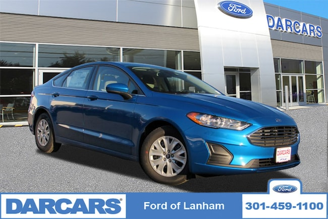 New 2019 Ford Fusion S in Lanham, MD