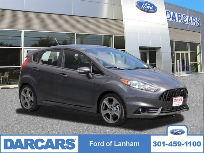 New 2019 Ford Fiesta ST in Lanham, MD