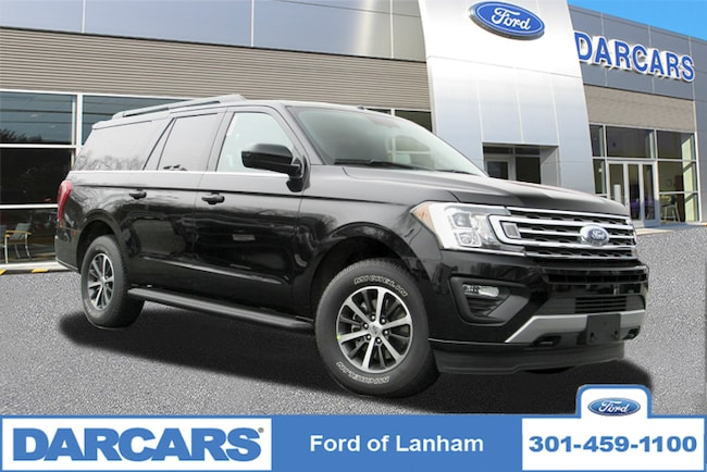 New 2019 Ford Expedition Max XLT in Lanham, MD