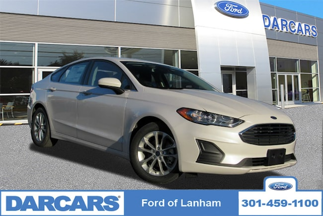 New 2019 Ford Fusion SE in Lanham, MD