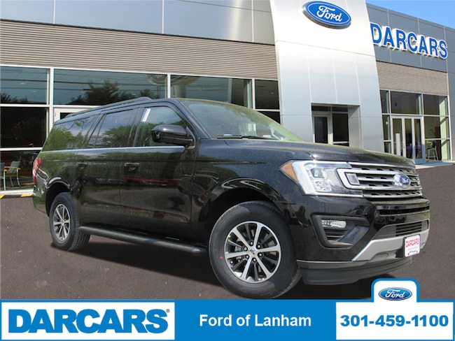 New 2018 Ford Expedition Max XLT in Lanham, MD