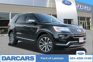 New 2019 Ford Explorer Platinum in Lanham MD