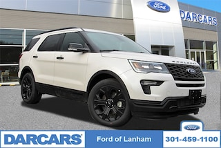 New 2019 Ford Explorer Sport in Lanham MD