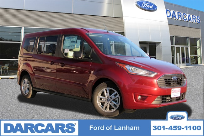 New 2019 Ford Transit Connect XLT Minivan/Van in Lanham, MD