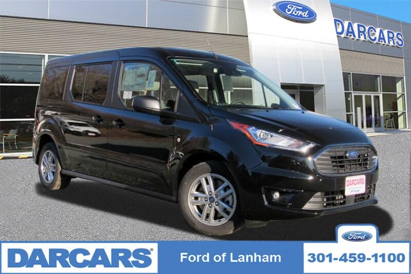 2019 Ford Transit Connect XLT Wagon LWB Minivan/Van