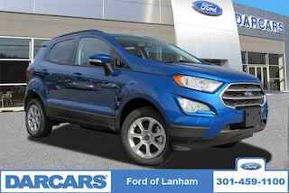 New 2018 Ford EcoSport SE 4WD in Lanham MD