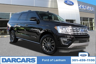 New 2019 Ford Expedition Max Limited in Lanham MD