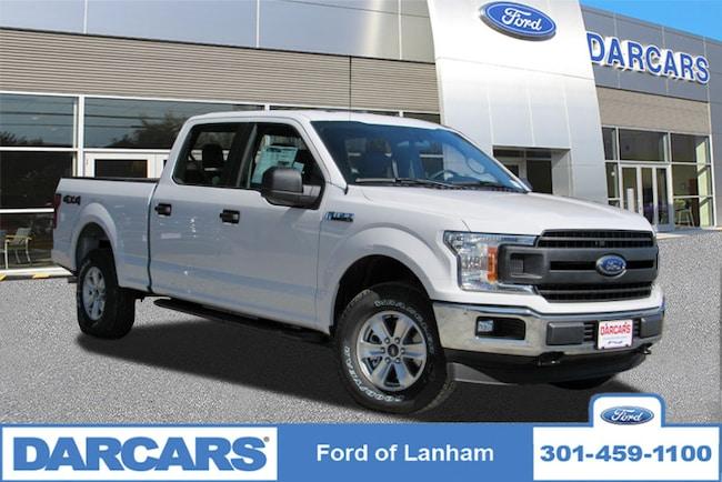 New 2019 Ford F-150 XL in Lanham, MD