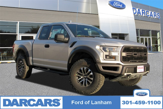 New 2019 Ford F-150 RAPTOR 4X4 SUPERCAB in Lanham, MD