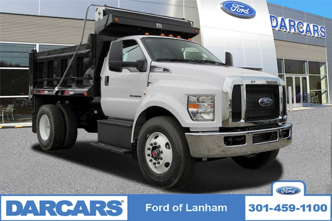 2019 Ford F-650 Diesel Regular Cab Pickup Truck