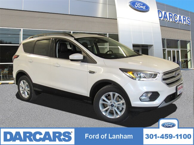 New 2018 Ford Escape SEL in Lanham, MD