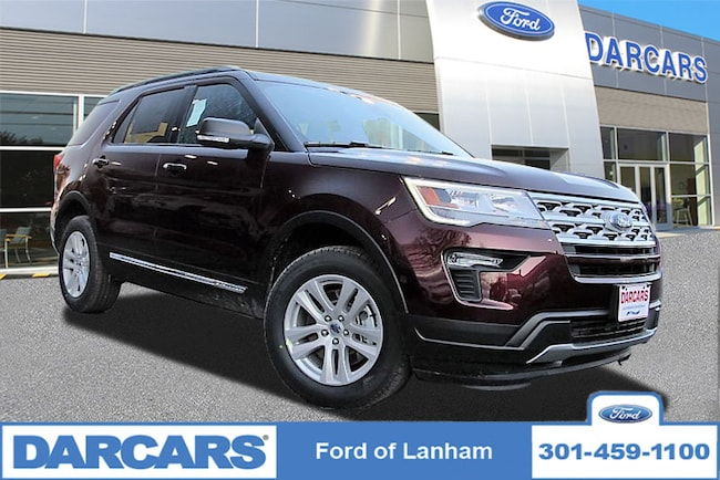 New 2019 Ford Explorer XLT in Lanham, MD