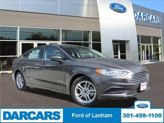 New 2018 Ford Fusion Hybrid SE in Lanham MD