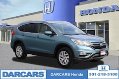 Used 2016 Honda CR-V EX-L SUV in Bowie MD