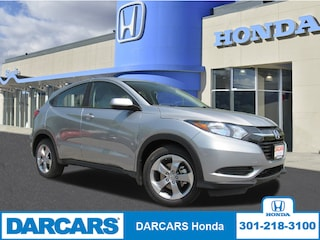 New 2018 Honda HR-V LX AWD SUV in Bowie MD