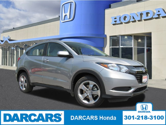 New 2018 Honda HR-V LX AWD SUV in Bowie, MD