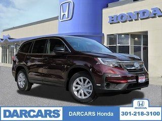 New 2019 Honda Pilot LX AWD SUV in Bowie MD