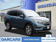 Used 2016 Honda Pilot Touring AWD SUV in Bowie MD