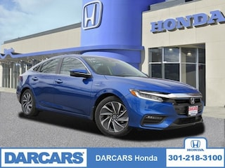 New 2019 Honda Insight Touring Sedan in Bowie MD