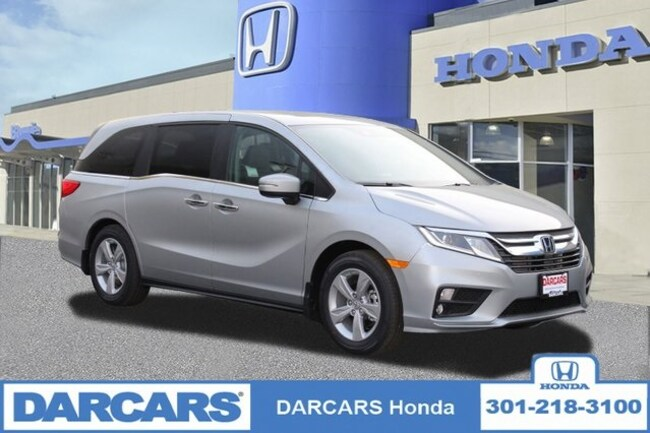 New 2019 Honda Odyssey EX-L w/Navigation & RES For Sale in Bowie MD |  Stock: KB091441
