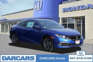 New 2019 Honda Civic EX Coupe in Bowie MD