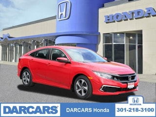 New 2019 Honda Civic LX Sedan in Bowie MD