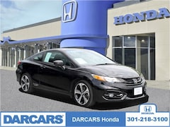Used 2015 Honda Civic Si Coupe in Bowie MD