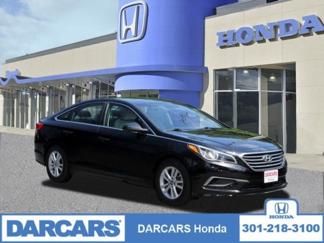 Hyundai Of Bowie >> Used 2017 Hyundai Sonata For Sale In Bowie Md Stock E0074