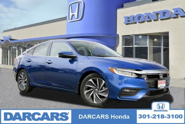 New 2019 Honda Insight Touring Sedan in Bowie, MD
