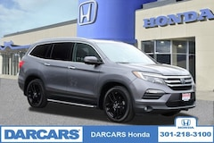 Used 2016 Honda Pilot Elite AWD SUV in Bowie MD