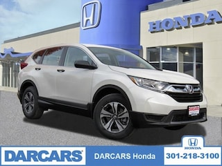 New 2018 Honda CR-V LX AWD SUV in Bowie MD