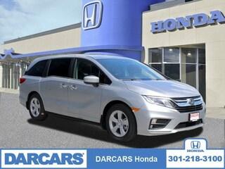 New 2019 Honda Odyssey EX-L Van in Bowie MD