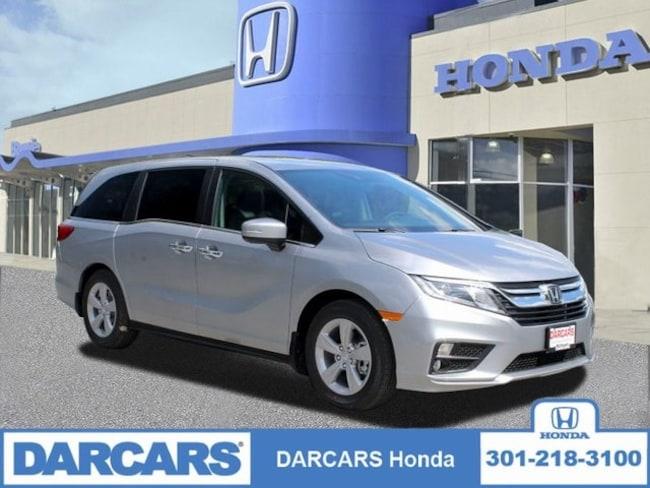 New 2019 Honda Odyssey EX-L Van in Bowie, MD