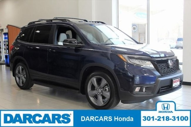New 2019 Honda Passport Touring FWD SUV in Bowie, MD