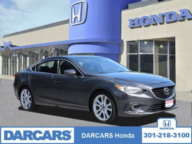 2014 Mazda 6 For Sale >> Used 2014 Mazda Mazda6 I Grand Touring For Sale In Bowie Md
