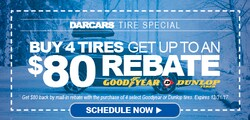 DARCARS Tire Special