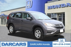 Used 2016 Honda CR-V LX  FWD SUV in Bowie MD