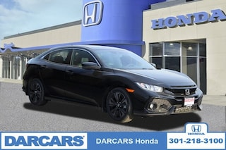 New 2019 Honda Civic EX-L w/Navi Hatchback in Bowie MD