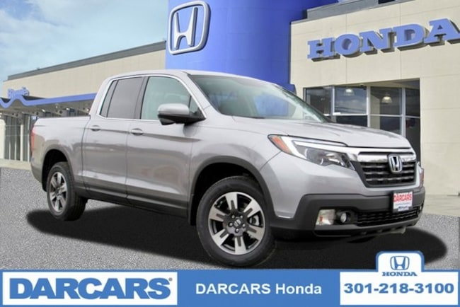 New 2019 Honda Ridgeline RTL-T AWD Truck Crew Cab in Bowie, MD