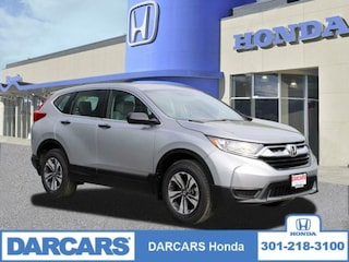 New 2019 Honda CR-V LX AWD SUV in Bowie MD