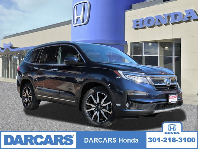 New 2019 Honda Pilot Elite AWD SUV in Bowie, MD