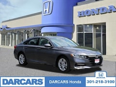 Used 2019 Honda Accord LX Sedan in Bowie MD