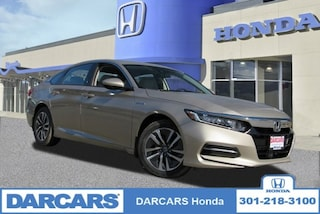 New 2019 Honda Accord Hybrid Sedan in Bowie MD