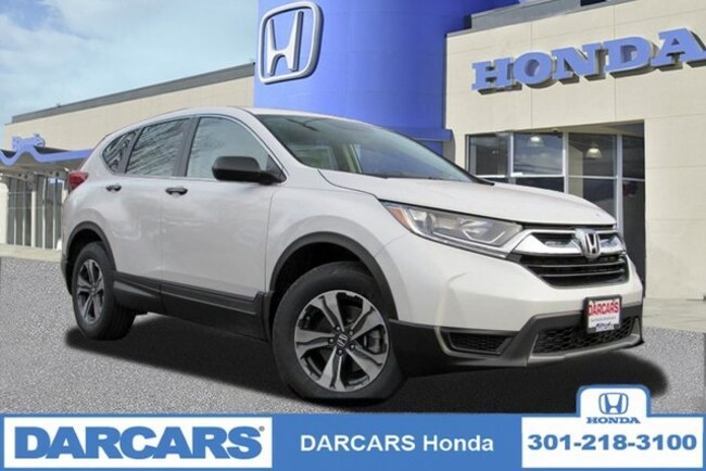 New 2019 Honda CR-V LX AWD SUV in Bowie, MD