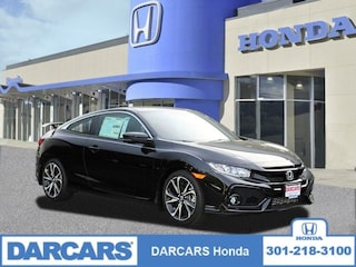 New 2019 Honda Civic Si Coupe in Bowie MD