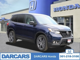New 2019 Honda Passport EX-L AWD SUV in Bowie MD