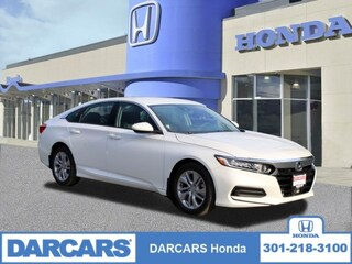 New 2019 Honda Accord LX Sedan in Bowie MD