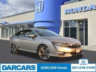 New 2018 Honda Clarity Plug-In Hybrid Touring Sedan in Bowie MD