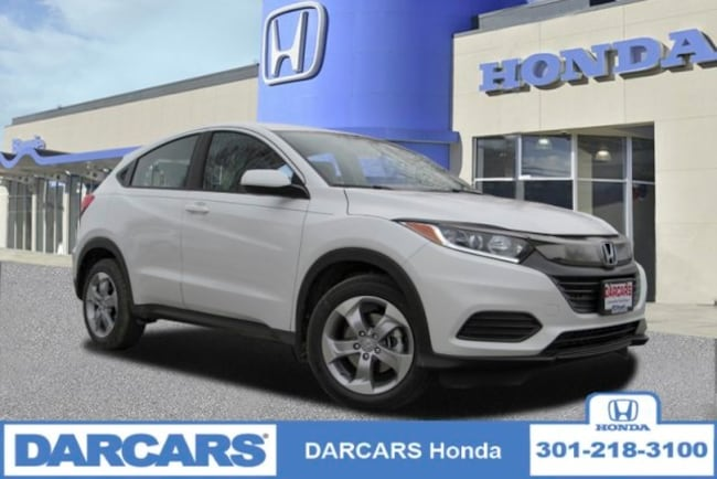 New 2019 Honda HR-V LX AWD SUV in Bowie, MD