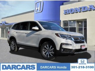 New 2019 Honda Pilot EX-L AWD SUV in Bowie MD